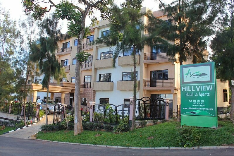 Hill View Hotel & Aparts, Kigali