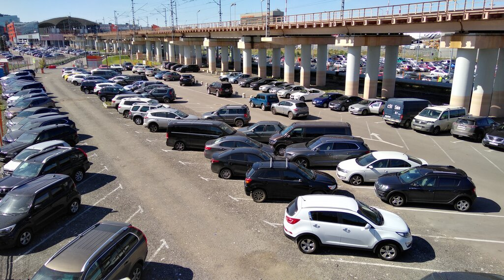 автомобильная парковка — ТКС-Шер — Москва и Московская область, фото №2