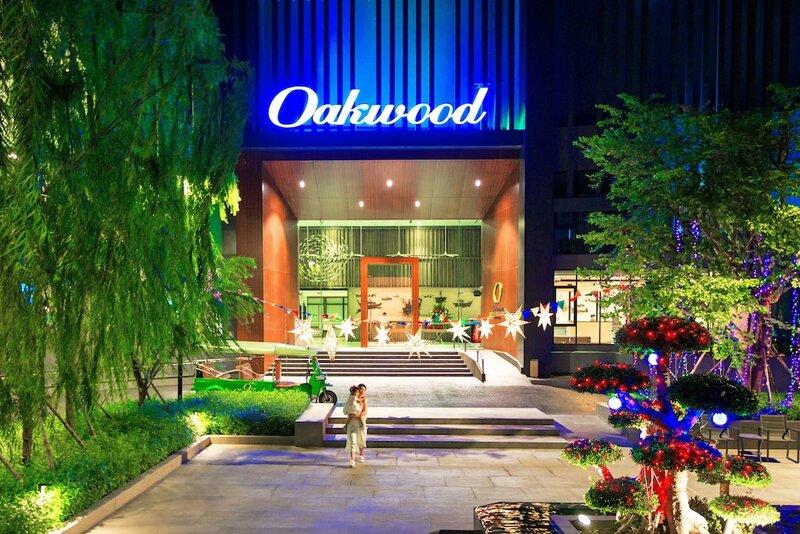 Oakwood Hotel and Residence Sri Racha