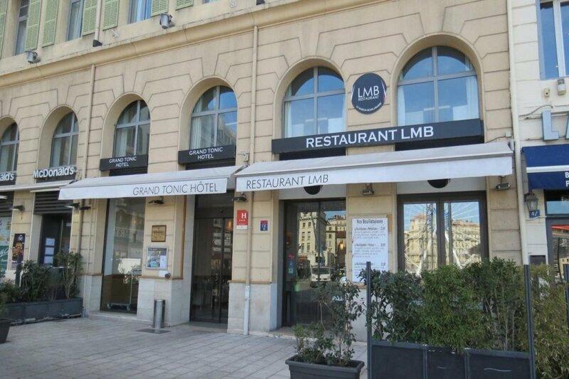 Grand Tonic Hôtel Marseille