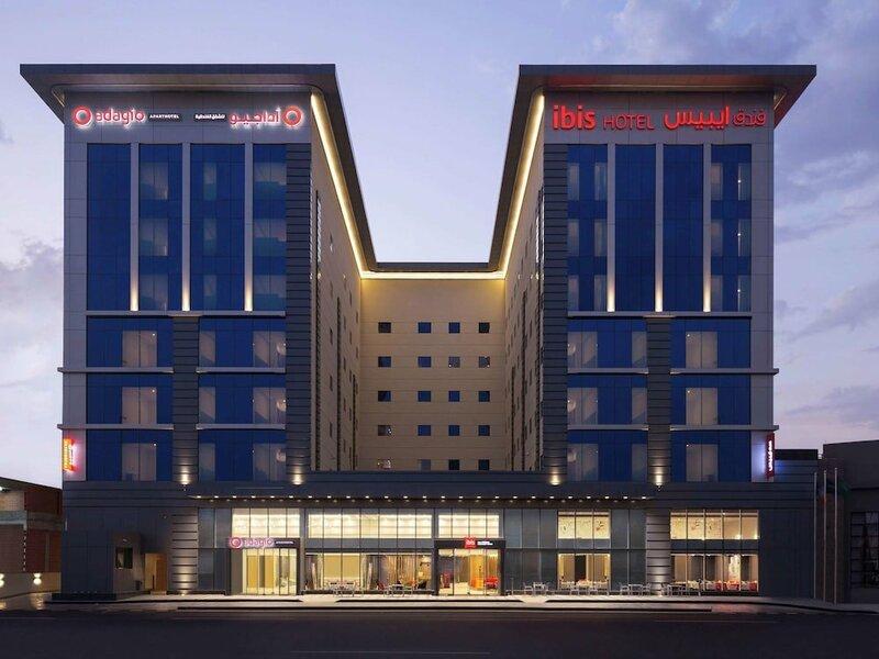 Adagio Aparthotel Jeddah Malik Road
