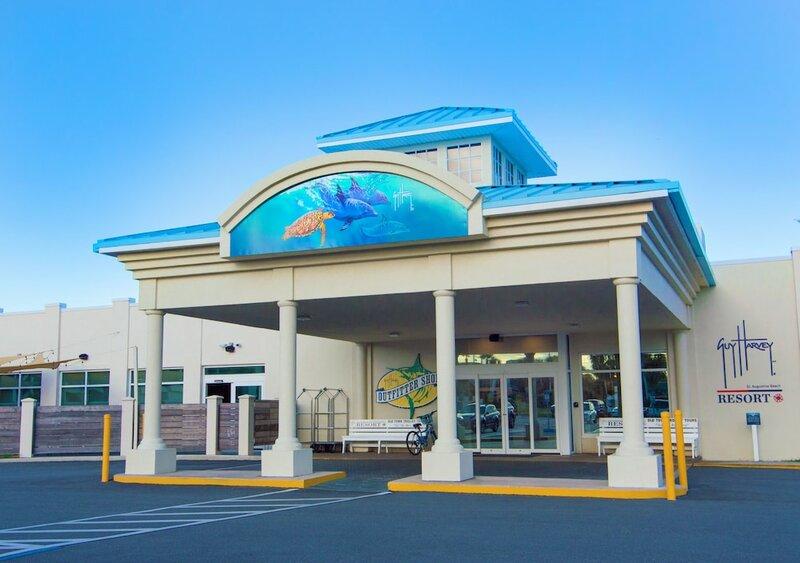 Guy Harvey Resort on St Augustine Beach