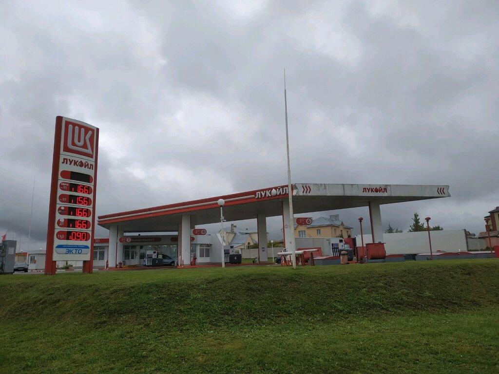 АЗС — Лукойл — Витебск, фото №2