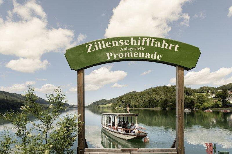 Hotel & SPA Ebner's Waldhof am See