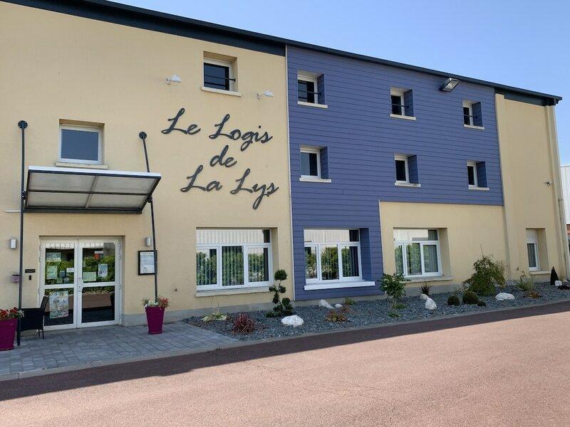 Hotel Restaurant Le Logis de la Lys