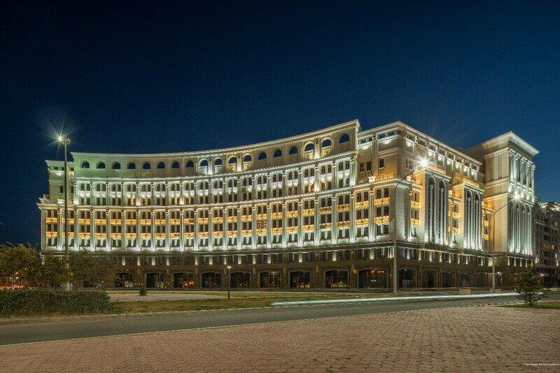 гостиница — The Arc residence — Нур-Султан, фото №1