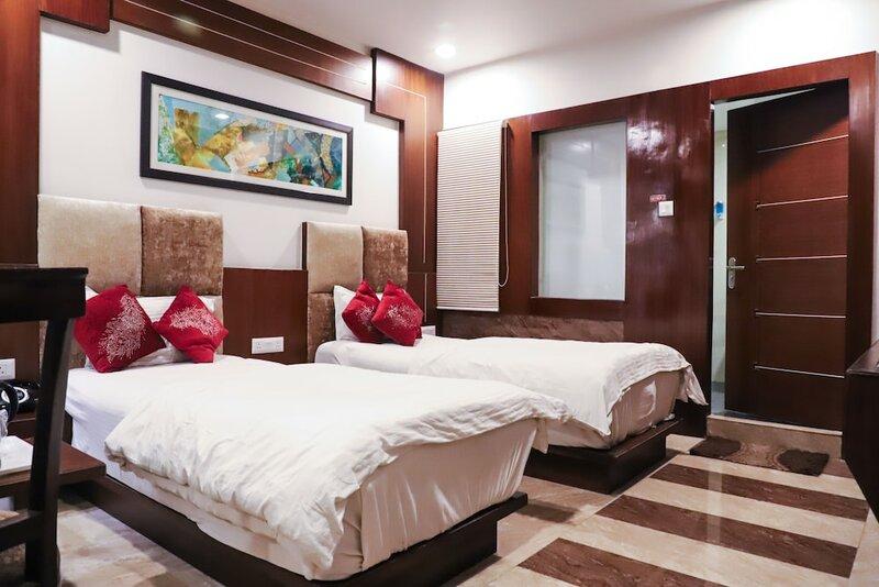 Hotel Vijan Palace Jabalpur