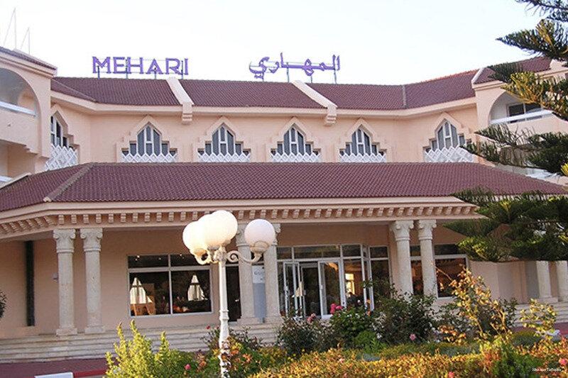 Мехари Табарка