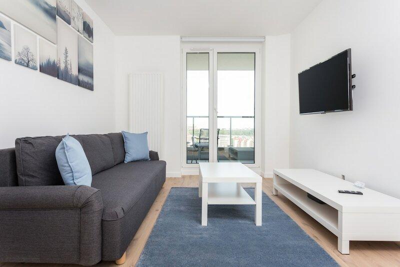 Apartamenty InPoint Mogilska Tower