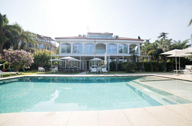Отель Sicilia's Art Hotel & SPA