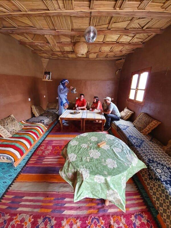 Casa rural Kasbah Des Pyramides