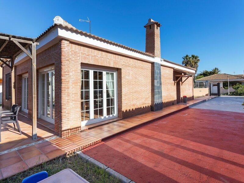 Elegant Villa in La Manga With Patio