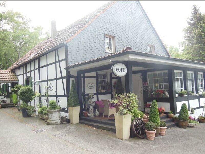 Hotel Kämpgens - Hof