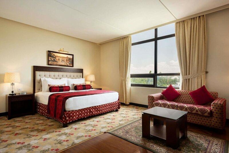 Гостиница Ramada