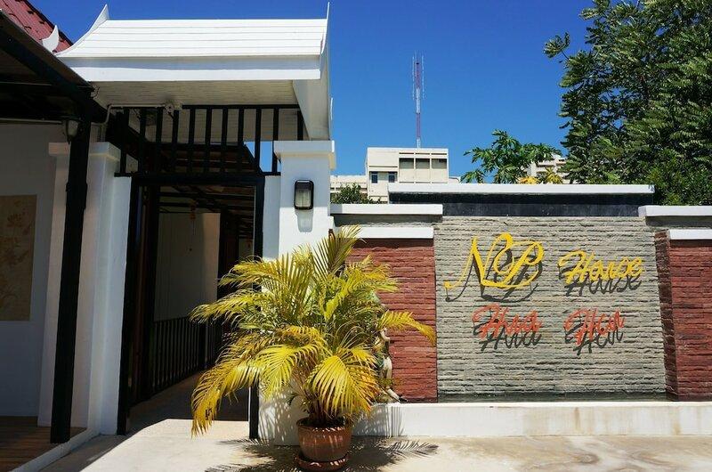 N. P. House Hua Hin