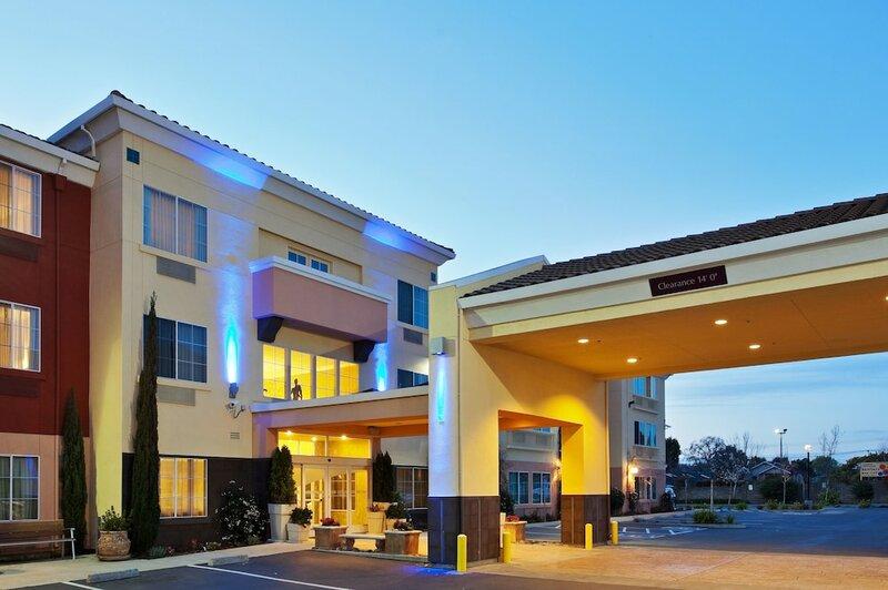 Holiday Inn Express Hotel & Suites Berkele