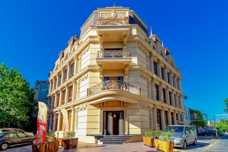 Istanbul Gold Hotel Baku