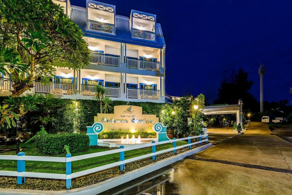 Фото отель махбери алания