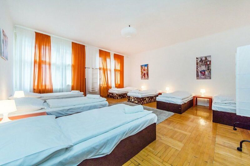 Welcome Apartments & Hostel Prague Апартаменты и Хостел