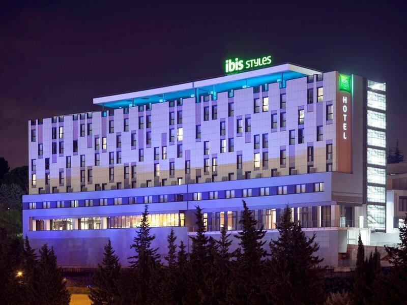 Ibis Styles Roma Eur Hotel