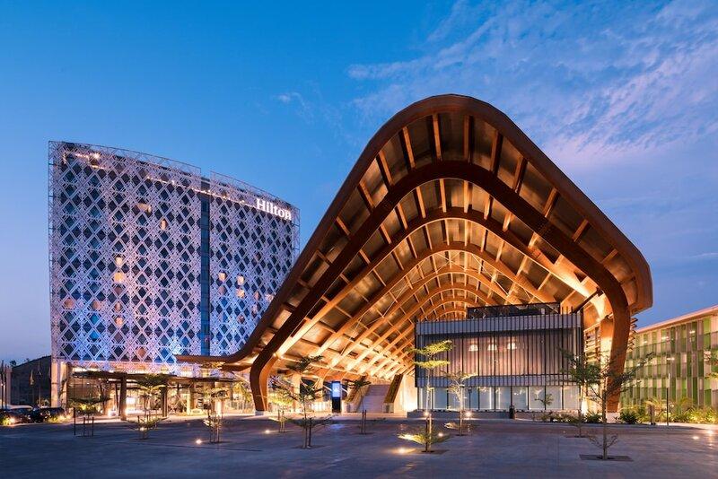 Hilton Port Moresby