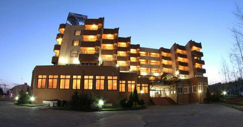 Grand Astra Hotel