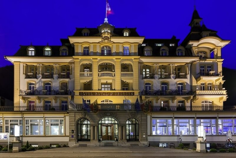 Hotel Royal St Georges Interlaken MGallery Hotel Collection