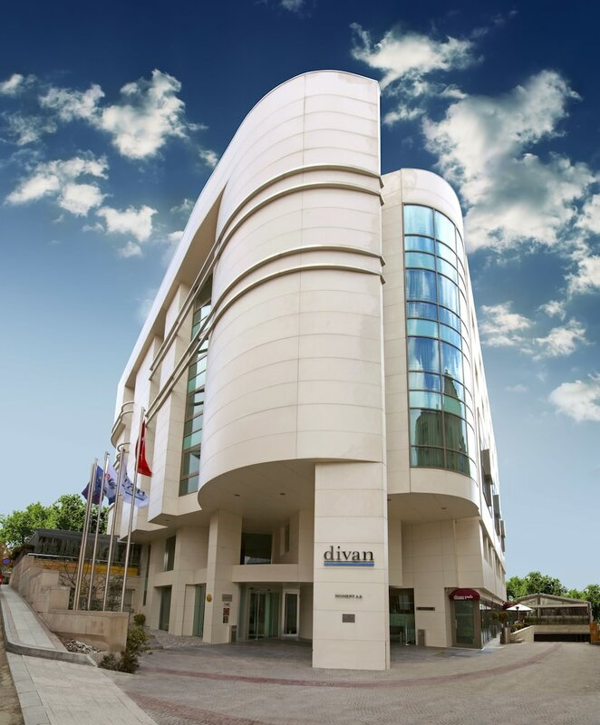 Отель Divan Ankara