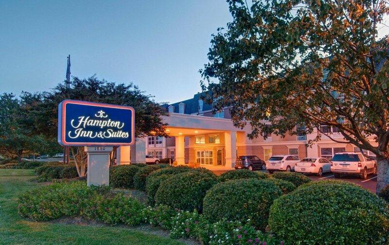 Hampton Inn & Suites Richmond Rd