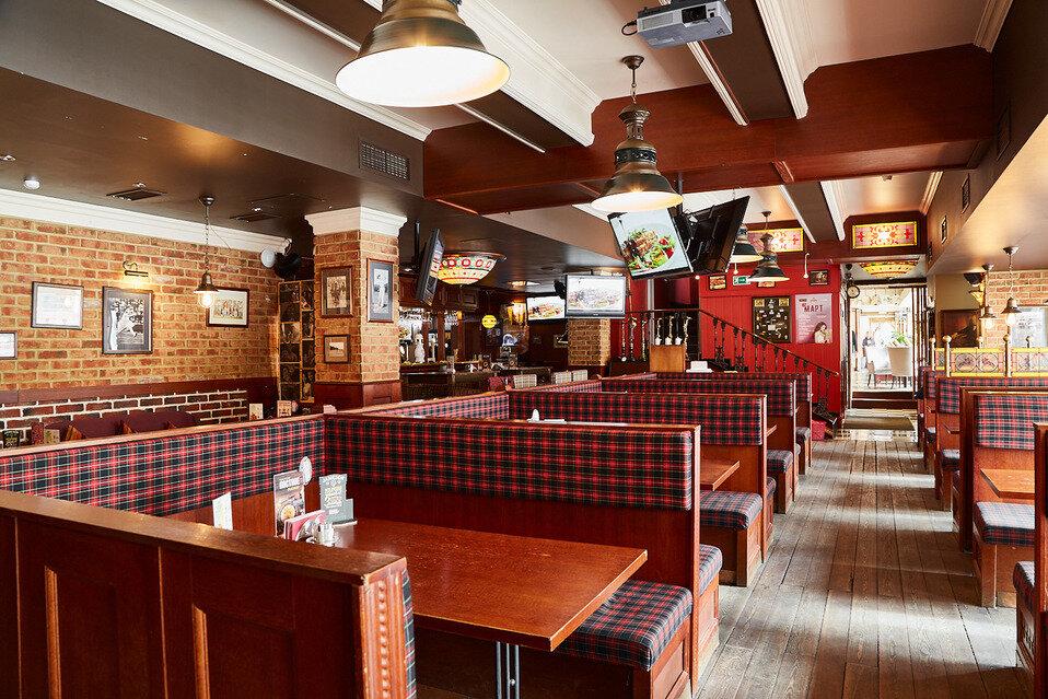 ресторан — Temple Bar — Москва, фото №3