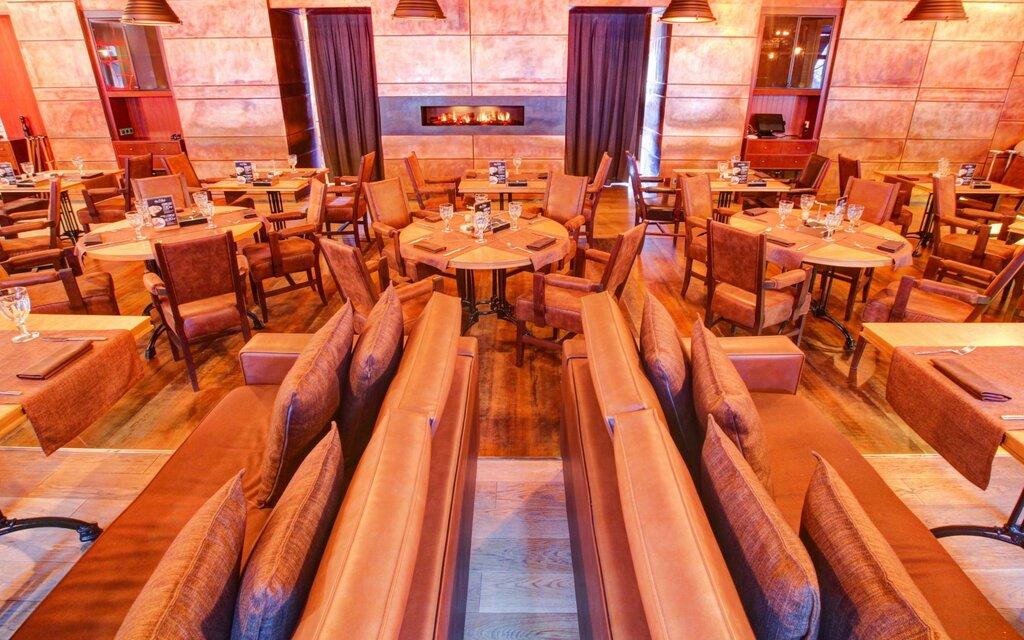 ресторан — Ресторан Мясо & Рыба — Москва, фото №8