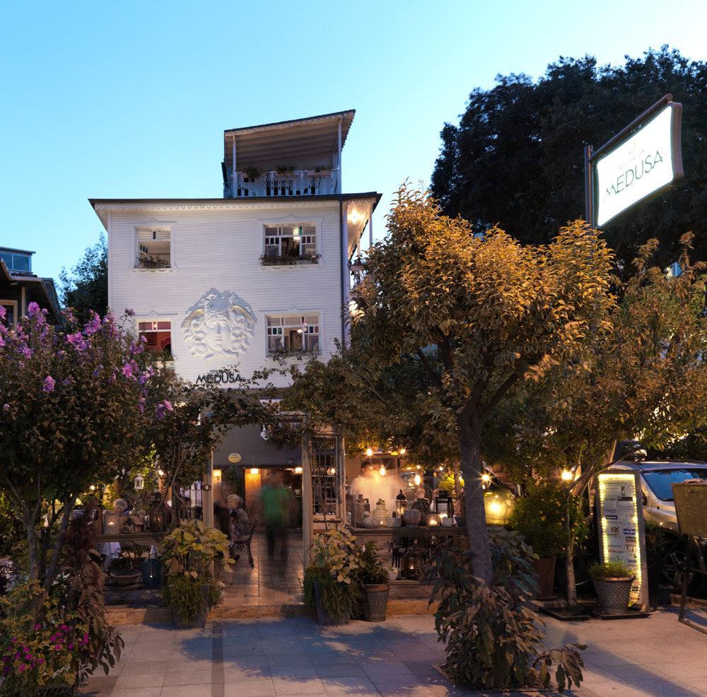 restoranlar — House Of Medusa Restaurant — Fatih, photo 1