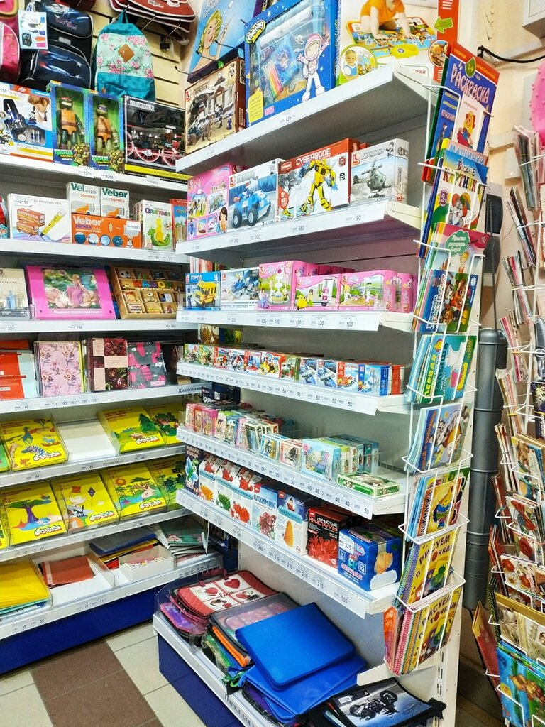 магазин канцтоваров — Magazin2x2 — Челябинск, фото №3