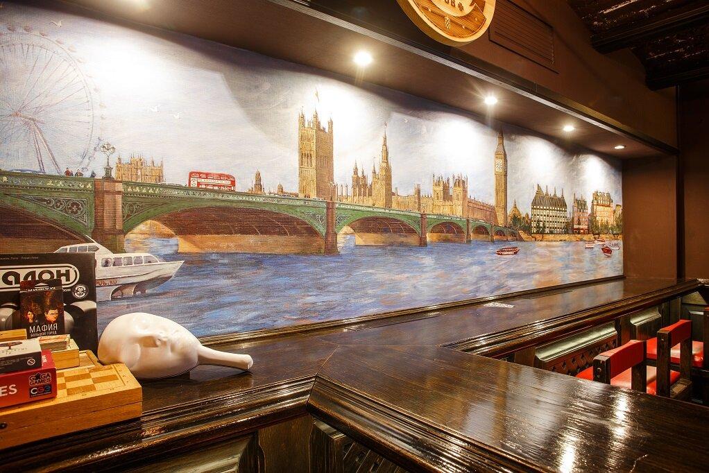 pub, bar — My Friends Pub — Saint Petersburg, фото №7