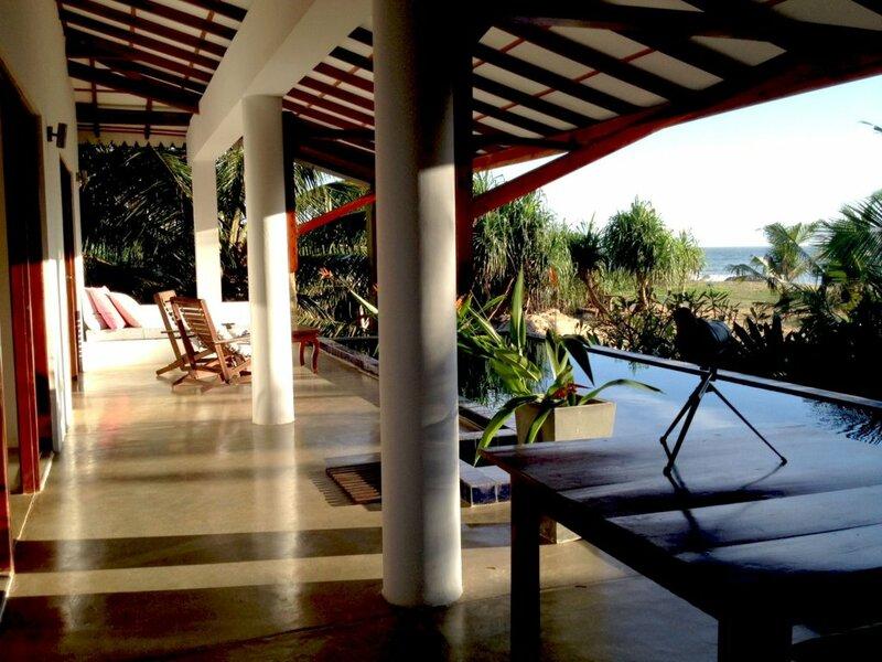 Sri Lanka Beach House Hotel