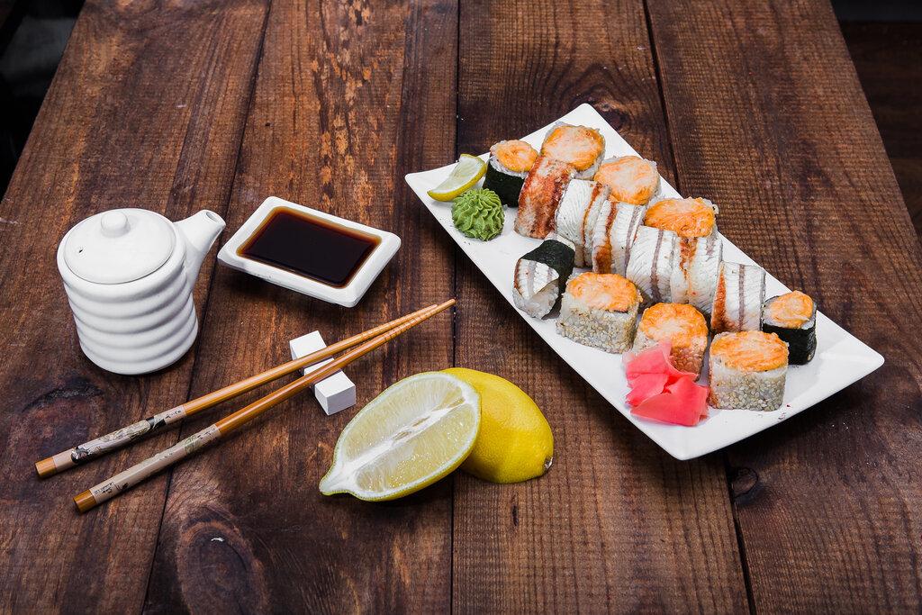 суши-бар — Kapibara — Полоцк, фото №6