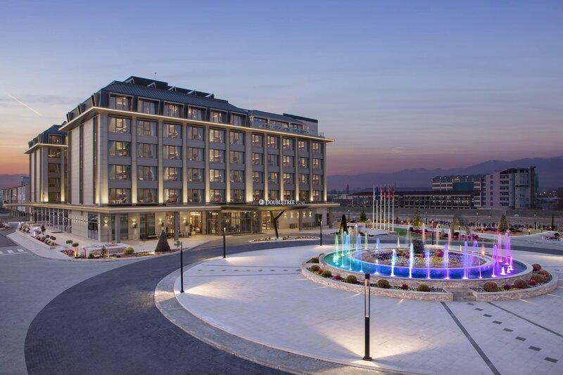 DoubleTree by Hilton Skopje
