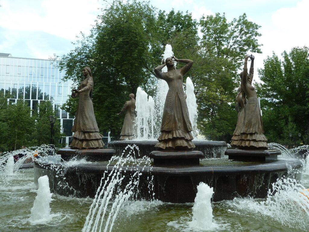 фонтаны уфы в картинках
