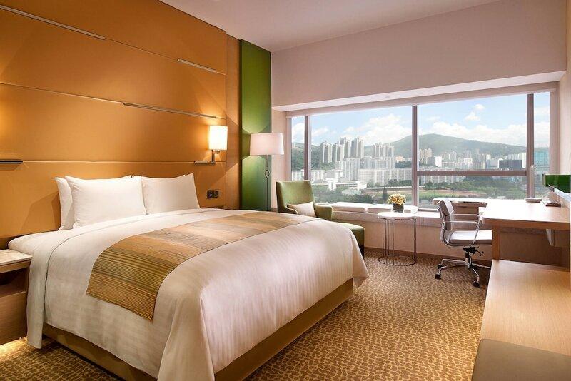 Courtyard by Marriott Hong Kong Sha Tin