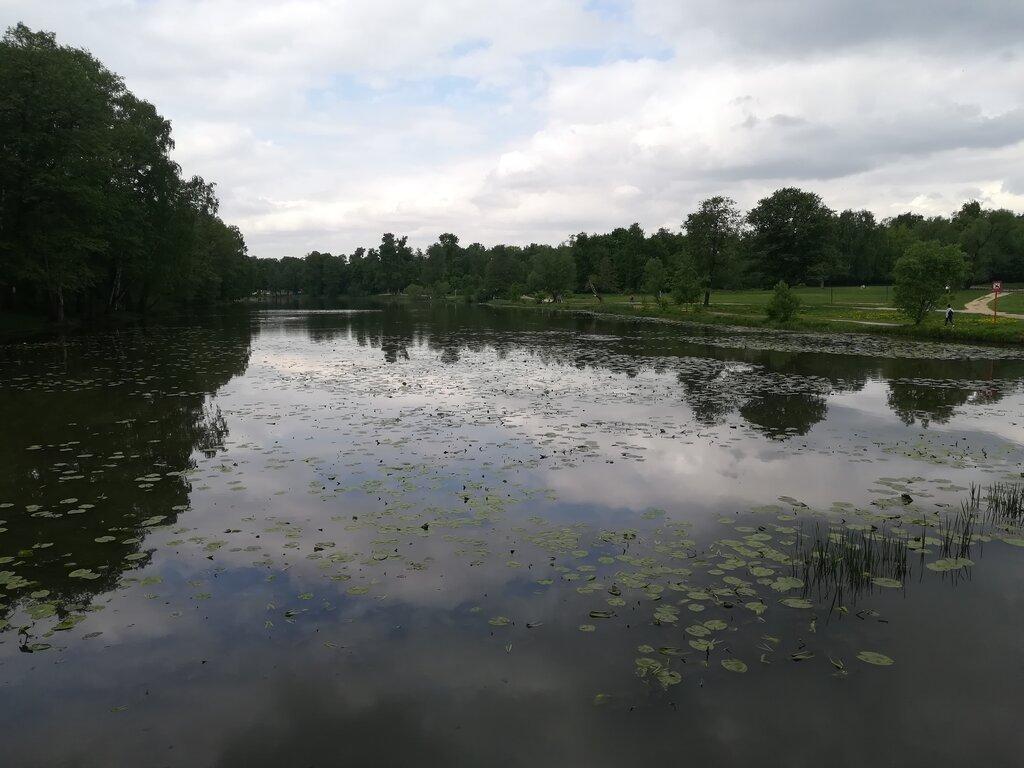 парк культуры и отдыха — природно-исторический парк Кузьминки-Люблино — undefined, фото №1