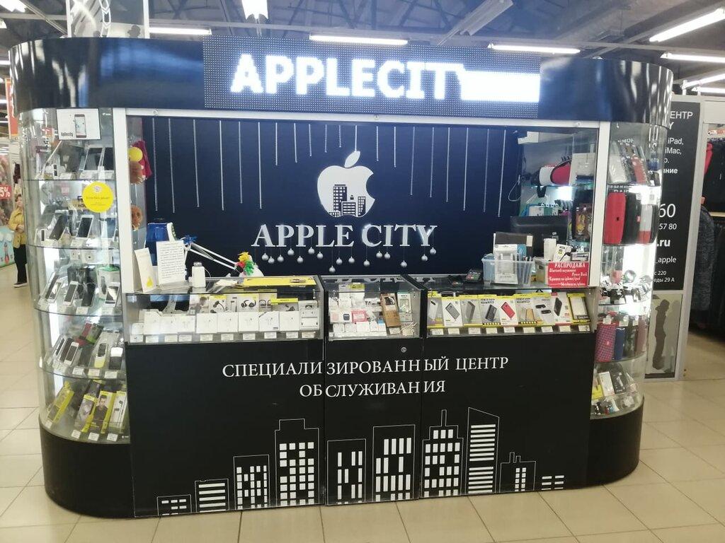 ремонт телефонов apple в тольятти