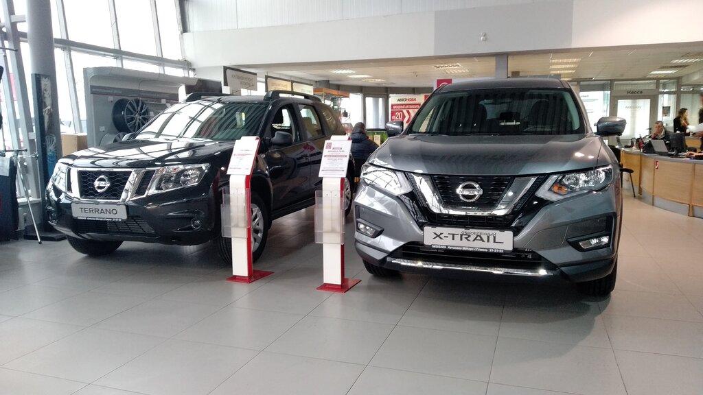 автосалон — Nissan - Автонова Моторс — Гомель, фото №2