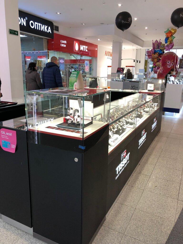 магазин часов — Тайм Клуб Премьер — Самара, фото №2