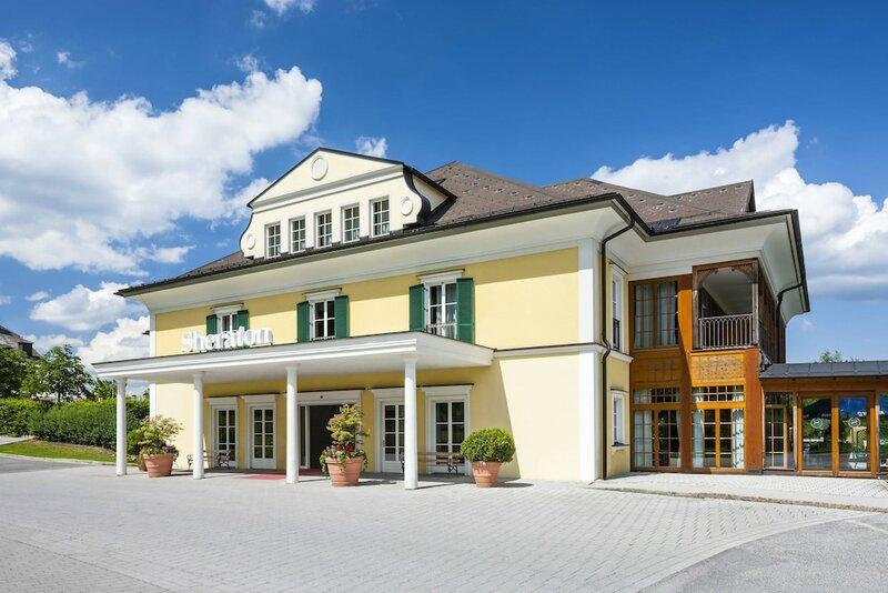 Sheraton Fuschlsee-Salzburg Jagdhof