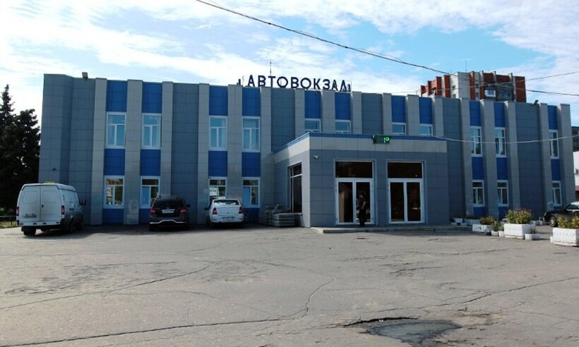автовокзал, автостанция — Автовокзал — Пенза, фото №2