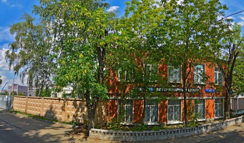 Панорама ветеринарная лаборатория — Шанс Био — Москва, фото №1