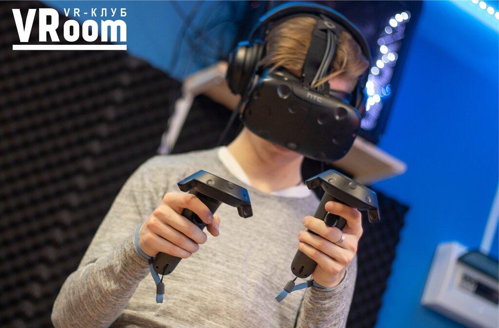клуб виртуальной реальности — VRoom VR-Клуб — Москва, фото №6
