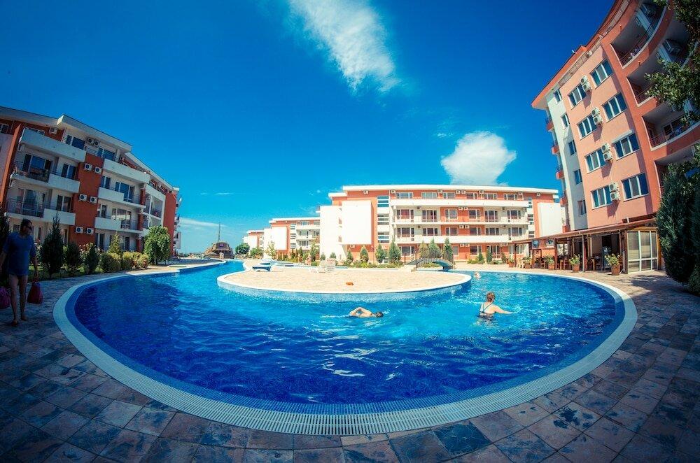 гостиница — Privilege Fort Beach — поселок Елените, фото №1