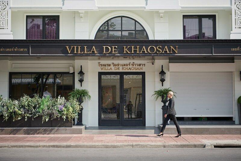 Villa de Khaosan