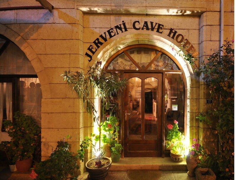 Отель Demisos Caves